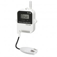 Wireless Temperature Data Loggers for concrete testing