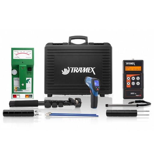 Tramex EIFS inspection kit