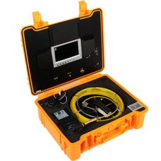 Drain-Pipe Inspection Camera System