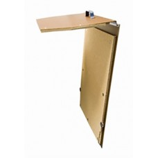Porte anti-poussiere pour tamiseur ts-1 et ts-2