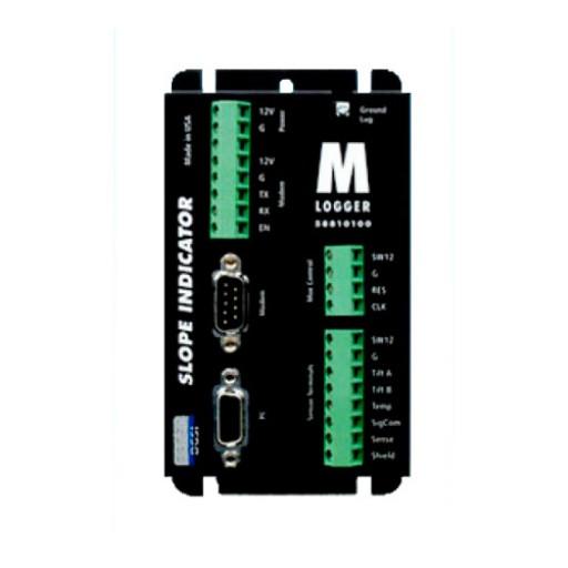 Enregistreur-M pour indicateurs de pente MEMS
