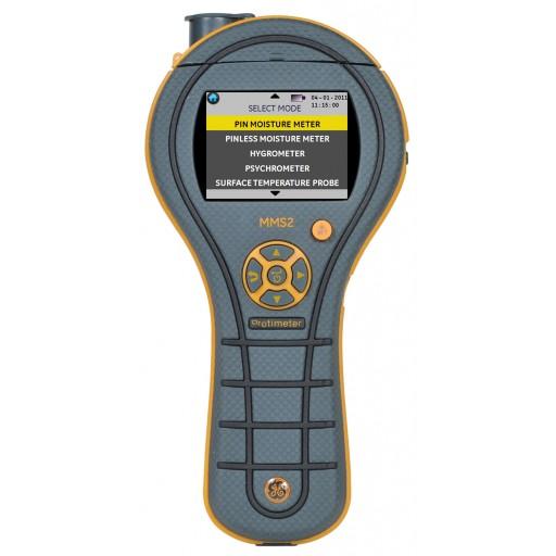 Complete Moisture Measurement System