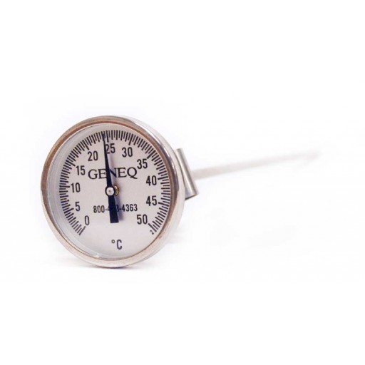 Dial Pocket Thermometer for Concrete