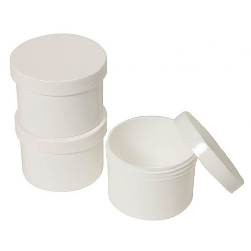 Plastic Jars with Cap