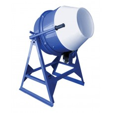 Utility Mixer with Poly Drum