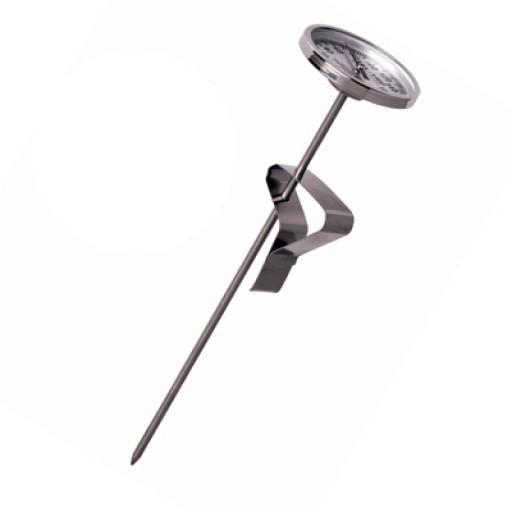 Thermomètre de poche à cadran