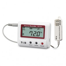 Wireless Temperature and Humidity Data Loggers
