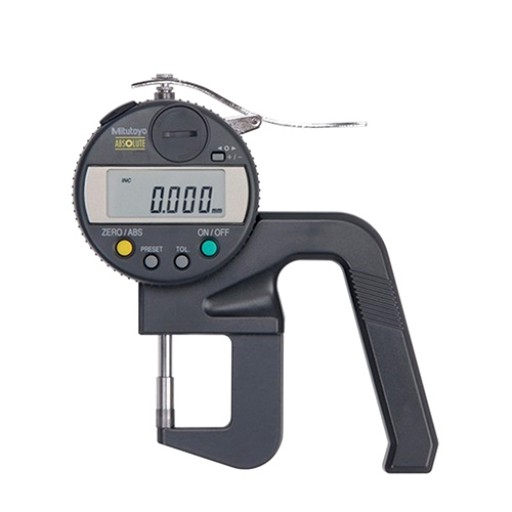 High Resolution Thickness Gauge
