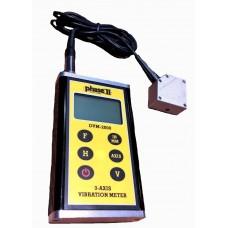3-D Vibration Meter