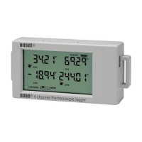 4 Channel Concrete Temperature Datalogger