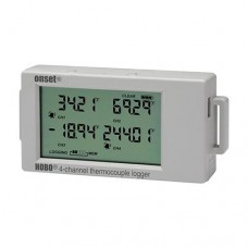 Enregistreur de température du béton a 4 canaux