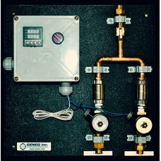 Moisture Room Control Panel