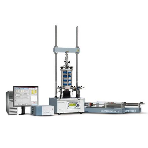 Système Automatique d'essais triaxiaux