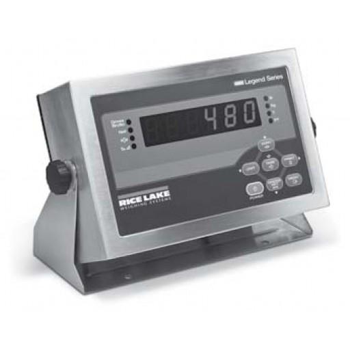 Indicateur numérique de poids