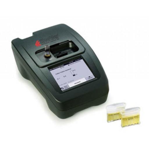 Portable automated colorimeter