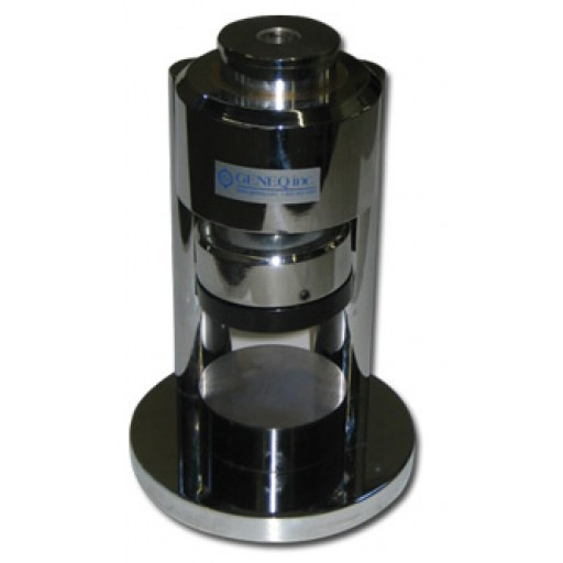 Dispositif de compression pour cubes ciment de 50 mm