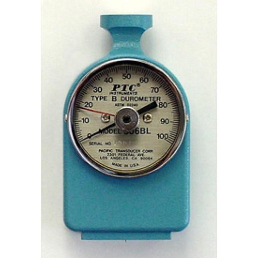 Duromètre analogique 306BL Type B   Geneq