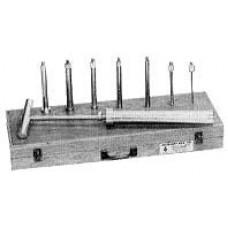 Penetrometer set