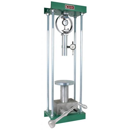 CBR Mechanical, Loading Press