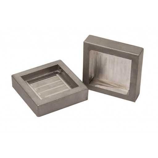Cement Cube Pad Retainer Caps