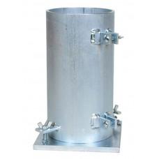 Reusable Steel Concrete Cylinder Molds