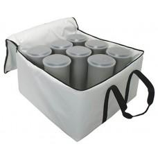 Coffre d'entreposage pour cylindre de chantier