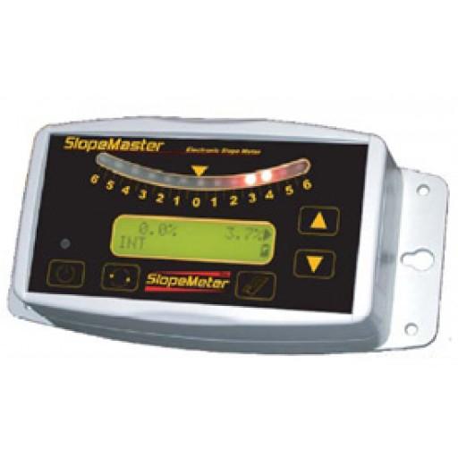 Inclinomètre électronique pour machinerie