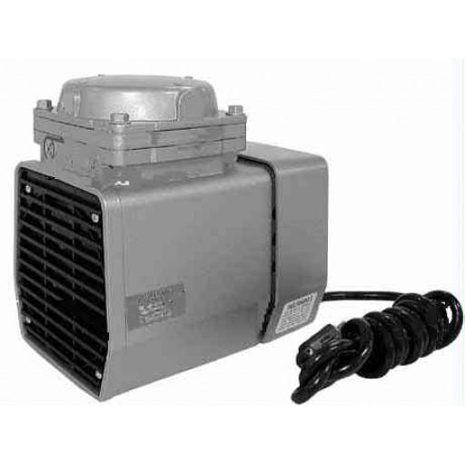 Pompe à vide et compresseur avec résistance à la corrosion