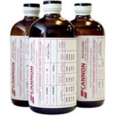 Standard viscosity