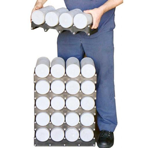 Cylinder Curing Racks