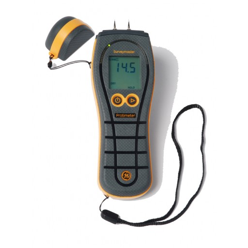 Dual-Function Moisture Meter from Protimeter