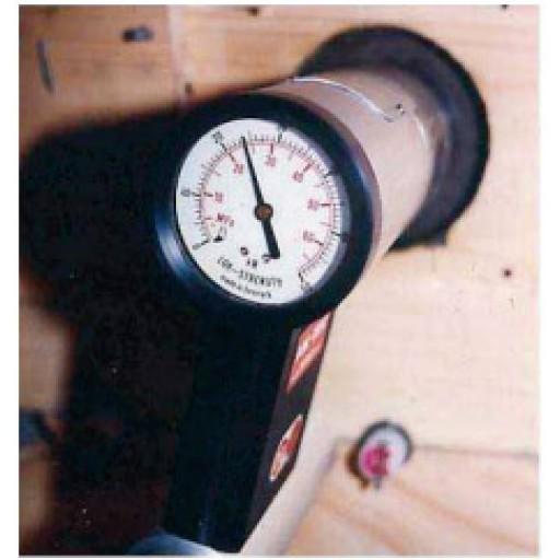 Système LOK-TEST de mesure de la force du béton