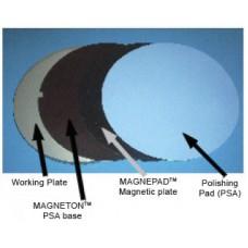 Système de polissage magnétique