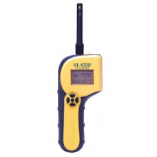 Thermo-hygrometer for the installation of floors