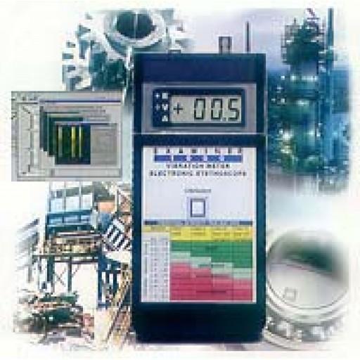 Vibromètre et logiciel d'analyse