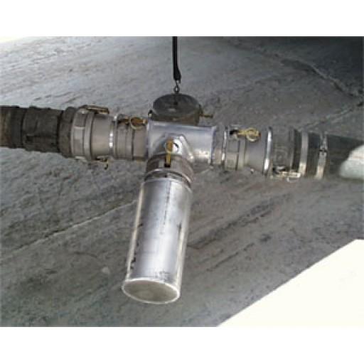 Cement Sampler Coupler