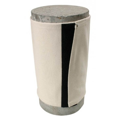Toile (Anti-éclat) pour cylindre de béton