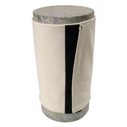 Concrete Cylinder Wrap