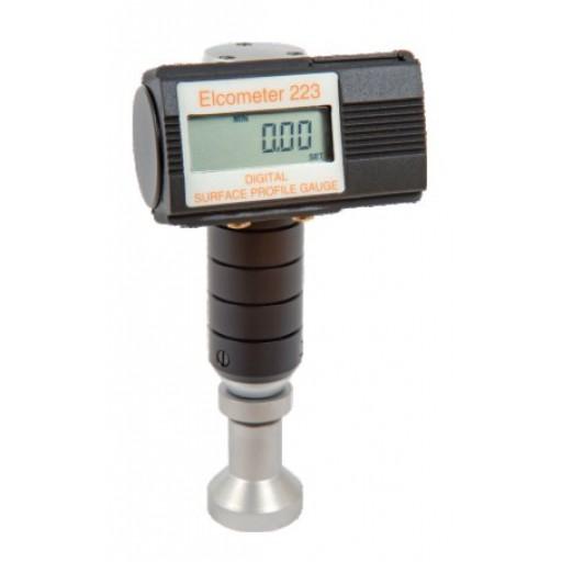 Digital surface profile gauge