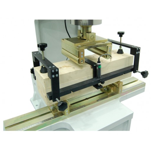 Flexural Test Assemblies for Measurement of Deflection