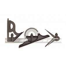 "12"" Combination Set / Reversible Protractor Head"