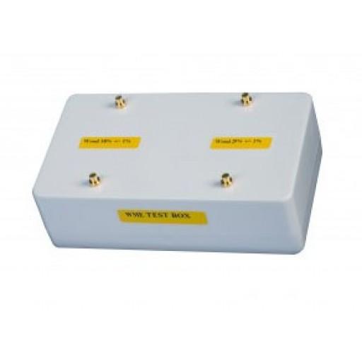 Boîte de calibration