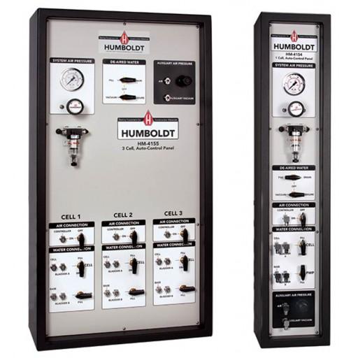 Panneaux de contrôle automatiques