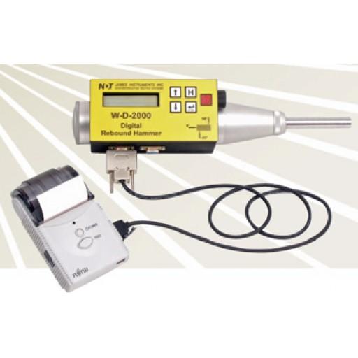 Scléromètre numérique à béton
