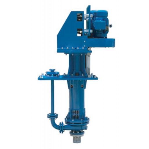 Double Suction Vertical Pump
